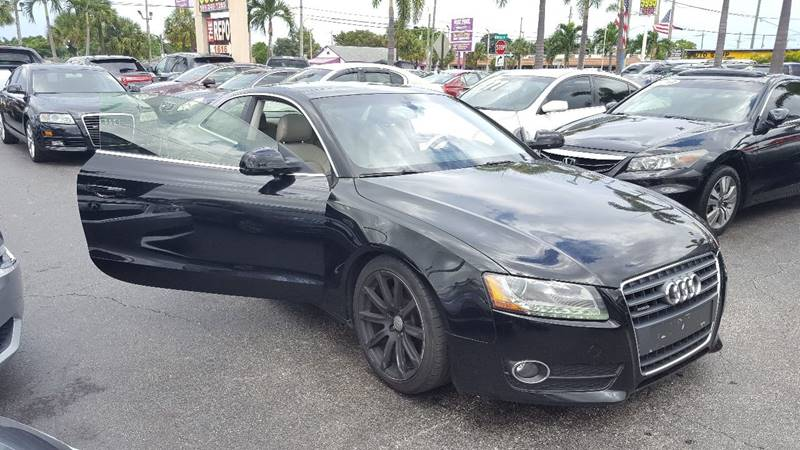 2011 Audi A5 for sale at The Repo Store - 1616 South Military Trail Lot 2 in West Palm Beach FL