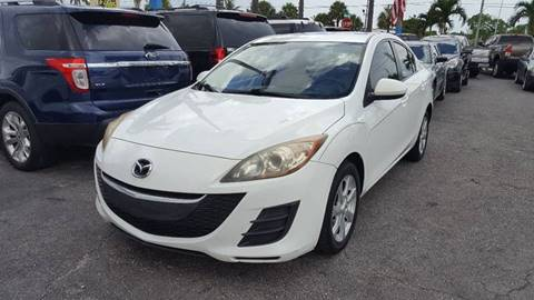 2010 Mazda MAZDA3 for sale at The Repo Store - 1616 South Military Trail Lot 2 in West Palm Beach FL
