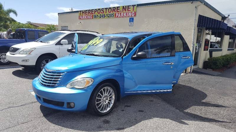 2008 Chrysler PT Cruiser for sale at The Repo Store - 1616 South Military Trail Lot 2 in West Palm Beach FL