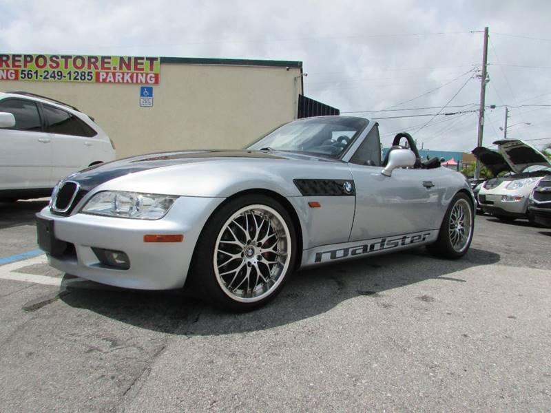 1998 BMW Z3 for sale at The Repo Store - 1616 South Military Trail Lot 2 in West Palm Beach FL
