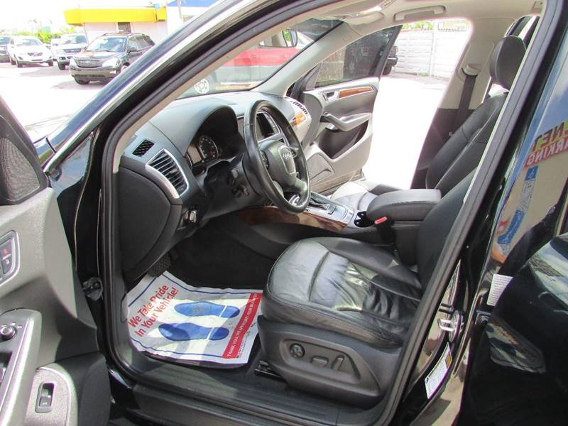 2009 Audi Q5 for sale at The Repo Store - 1616 South Military Trail Lot 2 in West Palm Beach FL
