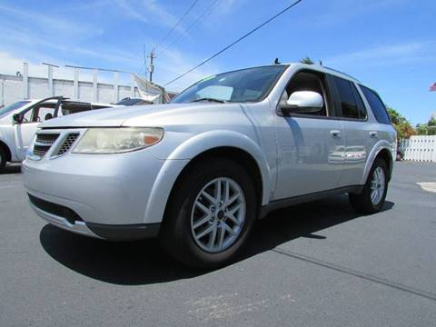 2009 Saab 9-7X for sale at The Repo Store - 624 SOUTH MILITARY TRAIL LOT 1 in West Palm Beach FL