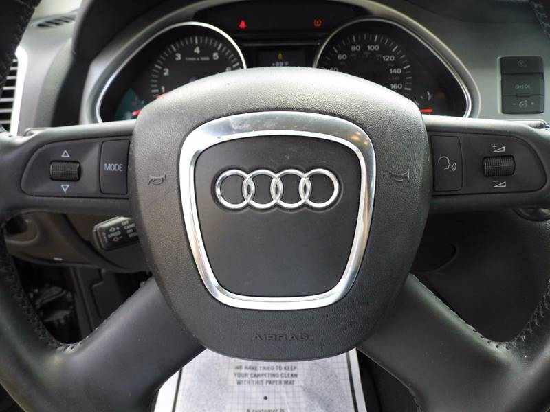 2009 Audi Q7 for sale at The Repo Store - 1616 South Military Trail Lot 2 in West Palm Beach FL