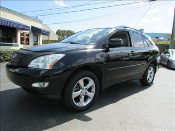 2007 Lexus RX 350 for sale at The Repo Store - 1616 South Military Trail Lot 2 in West Palm Beach FL