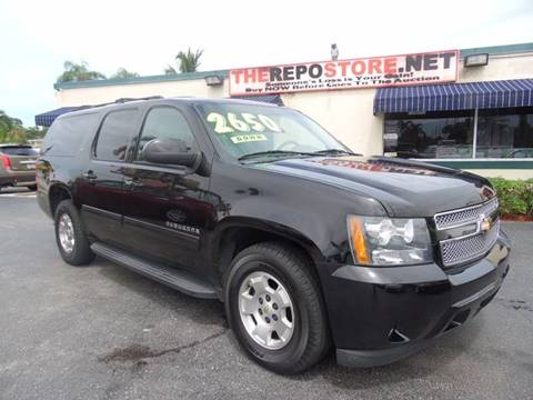 2010 Chevrolet Suburban for sale at The Repo Store - 1616 South Military Trail Lot 2 in West Palm Beach FL