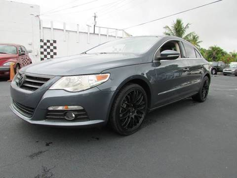 2010 Volkswagen CC for sale at The Repo Store - 624 SOUTH MILITARY TRAIL LOT 1 in West Palm Beach FL