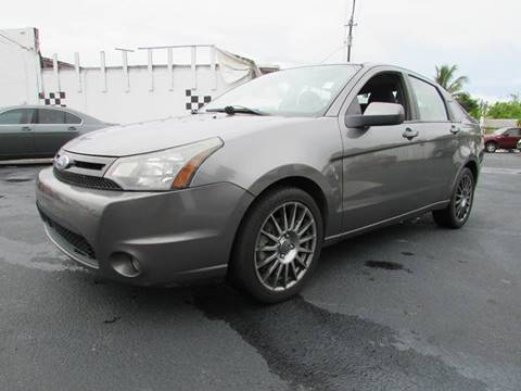 2011 Ford Focus for sale at The Repo Store - 624 SOUTH MILITARY TRAIL LOT 1 in West Palm Beach FL