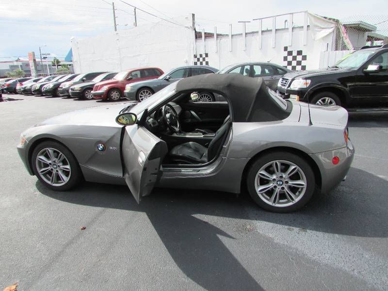 2004 BMW Z4 for sale at The Repo Store - 624 SOUTH MILITARY TRAIL LOT 1 in West Palm Beach FL