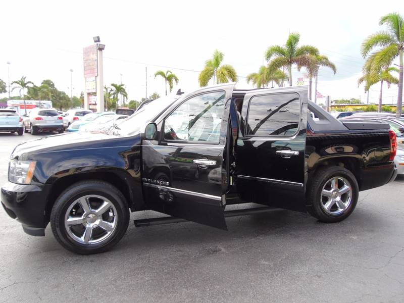 2011 Chevrolet Avalanche for sale at The Repo Store - 624 SOUTH MILITARY TRAIL LOT 1 in West Palm Beach FL