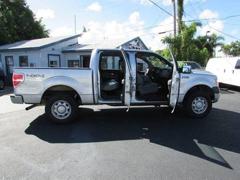 2012 Ford F-150 for sale at The Repo Store - 624 SOUTH MILITARY TRAIL LOT 1 in West Palm Beach FL