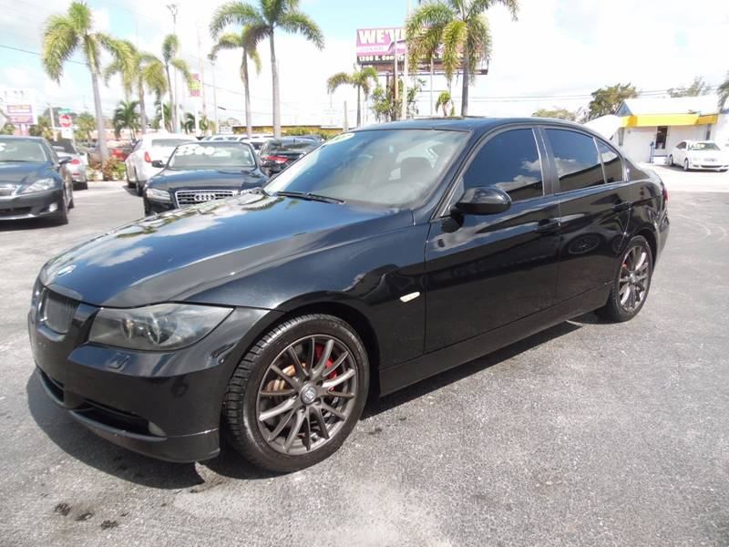 2007 BMW 3 Series for sale at The Repo Store - 1616 South Military Trail Lot 2 in West Palm Beach FL