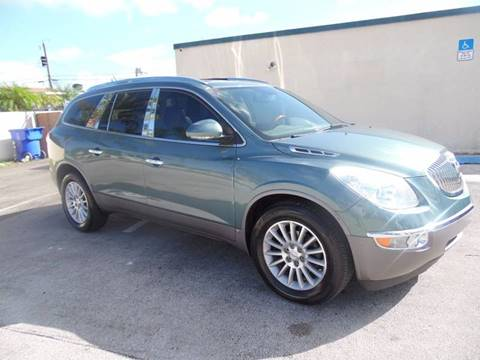 2009 Buick Enclave for sale in West Palm Beach, FL