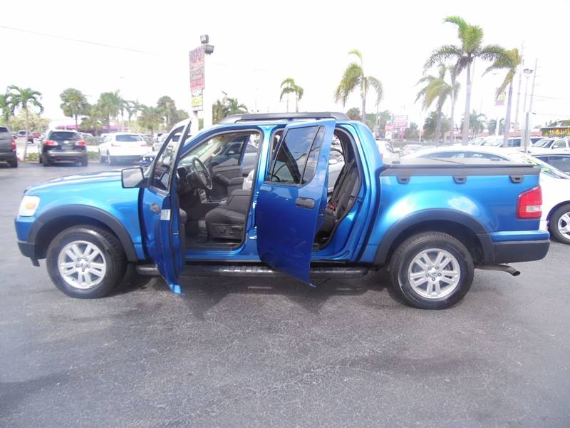 2010 Ford Explorer Sport Trac for sale at The Repo Store in West Palm Beach FL