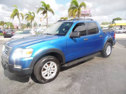 2010 Ford Explorer Sport Trac for sale in West Palm Beach, FL