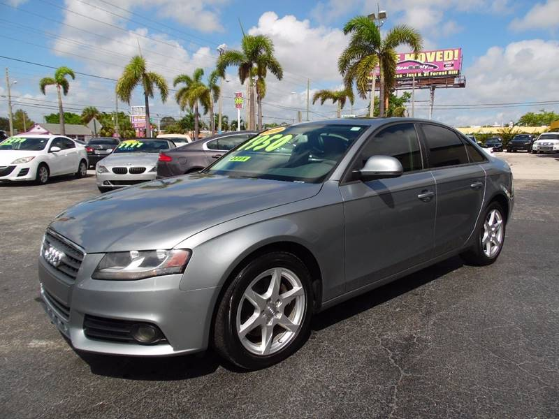 2009 Audi A4 for sale at The Repo Store in West Palm Beach FL