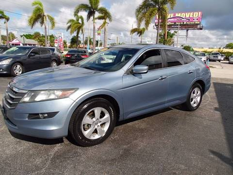 2010 Honda Accord Crosstour for sale at The Repo Store in West Palm Beach FL