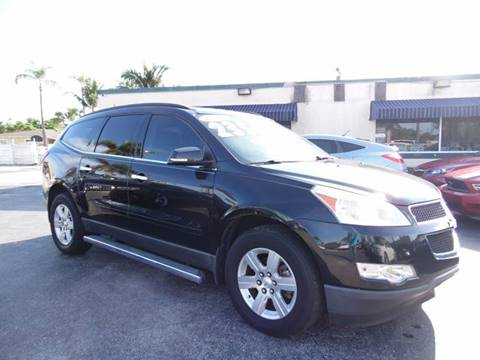 2011 Chevrolet Traverse for sale at The Repo Store - 1616 South Military Trail Lot 2 in West Palm Beach FL