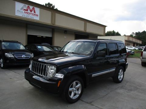2008 Jeep Liberty for sale in Cartersville, GA