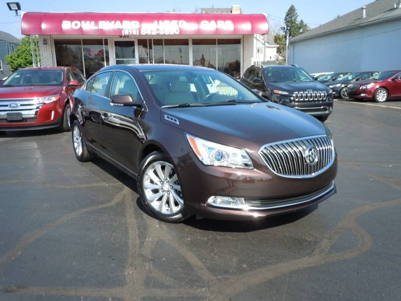 buick lacrosse owners manual 2015