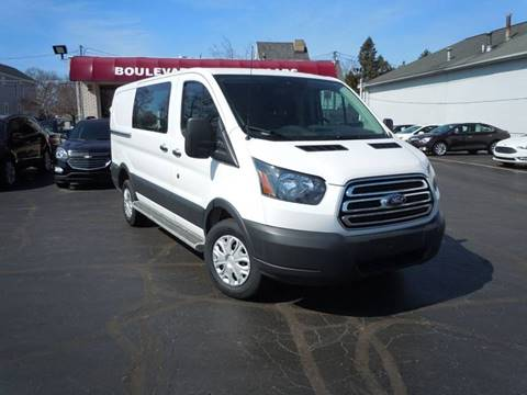 2018 Ford Transit Cargo for sale in Grand Haven, MI