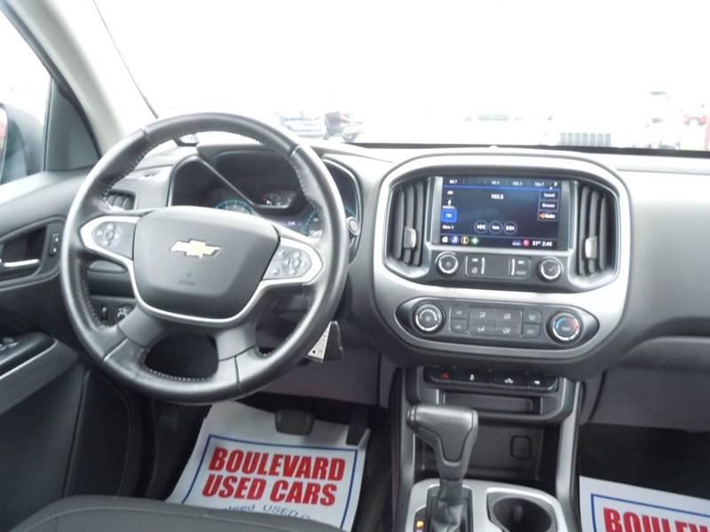 2019 Chevrolet Colorado 4x4 LT 4dr Crew Cab 5 ft  SB In