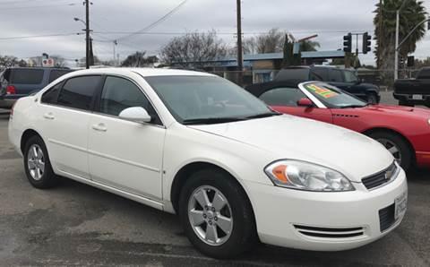 2007 Chevrolet Impala for sale at Victory Auto Sales in Stockton CA