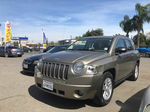 2007 Jeep Compass for sale at Victory Auto Sales in Stockton CA