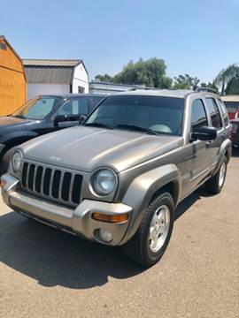 2003 Jeep Liberty for sale at Victory Auto Sales in Stockton CA