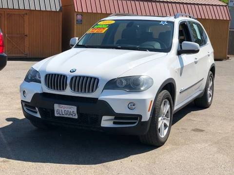 2010 BMW X5 for sale at Victory Auto Sales in Stockton CA