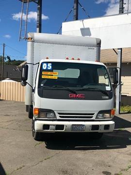 2005 GMC W4500 for sale in Stockton, CA