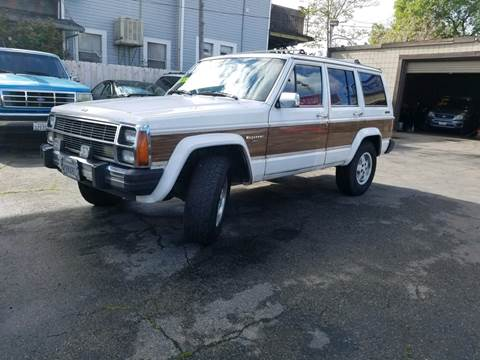 1989 Jeep Wagoneer for sale in Stockton, CA