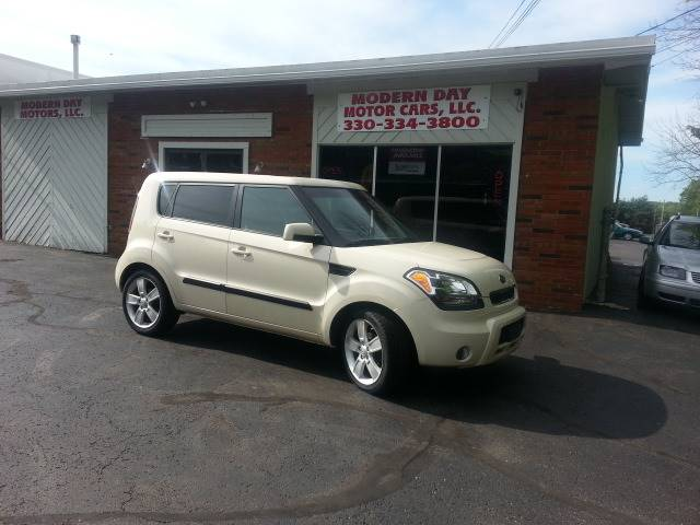 2011 Kia Soul for sale at Modern Day Motor Cars LLC in Wadsworth OH