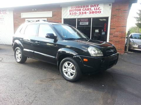 2007 Hyundai Tucson for sale in Wadsworth, OH