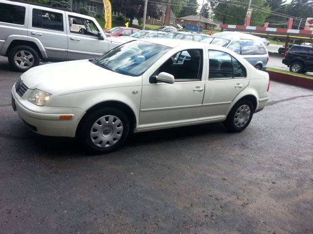 2003 Volkswagen Jetta for sale at Modern Day Motor Cars LLC in Wadsworth OH