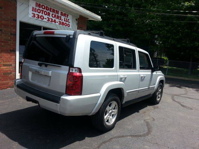 2006 Jeep Commander for sale at Modern Day Motor Cars LLC in Wadsworth OH