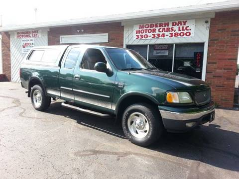 2001 Ford F-150 for sale in Wadsworth, OH