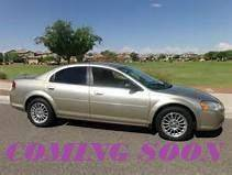 2004 Chrysler Sebring for sale at Modern Day Motor Cars LLC in Wadsworth OH