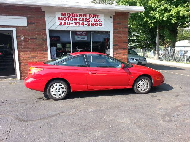 2001 Saturn S-Series for sale at Modern Day Motor Cars LLC in Wadsworth OH