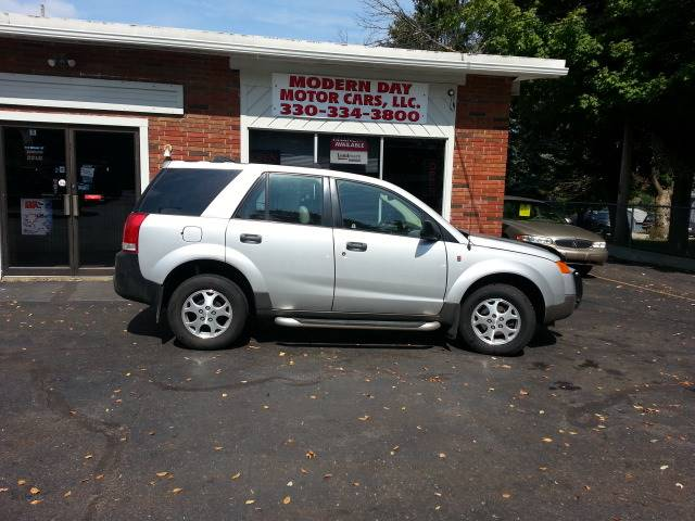 2003 Saturn Vue for sale at Modern Day Motor Cars LLC in Wadsworth OH