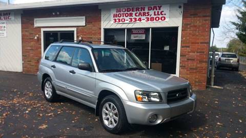 2005 Subaru Forester for sale in Wadsworth, OH
