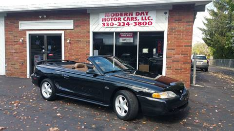 1995 Ford Mustang for sale in Wadsworth, OH