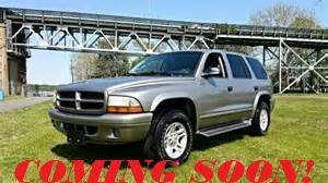 2001 Dodge Durango for sale at Modern Day Motor Cars LLC in Wadsworth OH