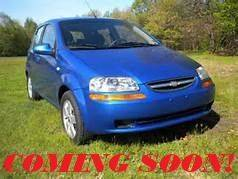 2008 Chevrolet Aveo for sale at Modern Day Motor Cars LLC in Wadsworth OH