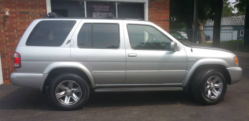 2004 Nissan Pathfinder For Sale At Modern Day Motor Cars LLC In Wadsworth OH