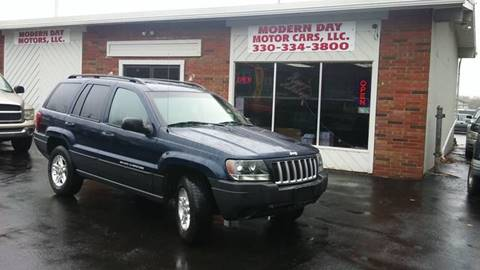 2004 Jeep Grand Cherokee for sale in Wadsworth, OH