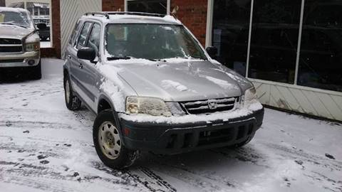 2001 Honda CR-V for sale in Wadsworth, OH