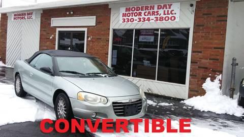 2006 Chrysler Sebring for sale in Wadsworth, OH