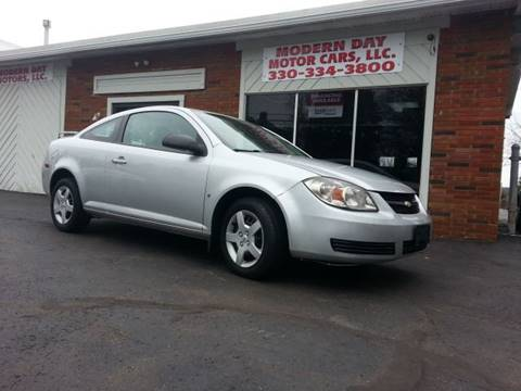 2007 Chevrolet Cobalt for sale in Wadsworth, OH