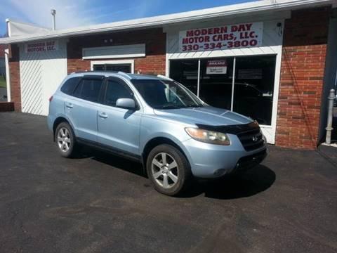 2007 Hyundai Santa Fe for sale in Wadsworth, OH