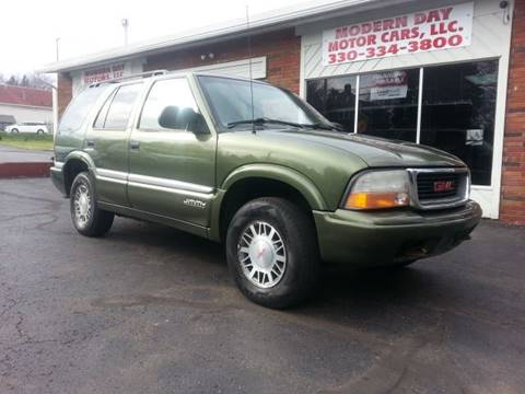 2001 GMC Jimmy for sale in Wadsworth, OH
